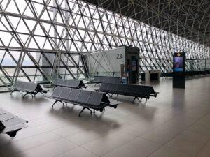 Dubrovnik Airport new Terminal building