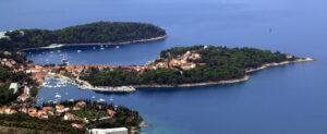 Cavtat from Soko viewpoint